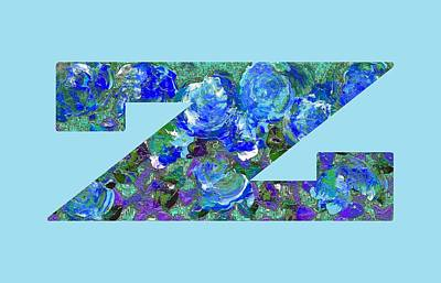 Digital Art - Z 2019 Collection by Corinne Carroll