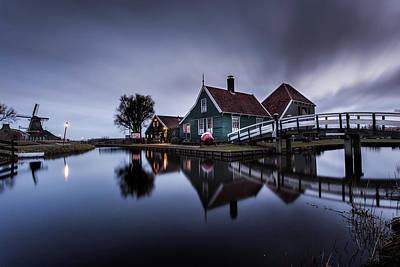 Photograph - Zaanse Schans by Jorge Maia