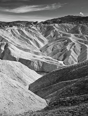 Photograph - Zabriskie Point by Jauder Ho / Jauderho.com