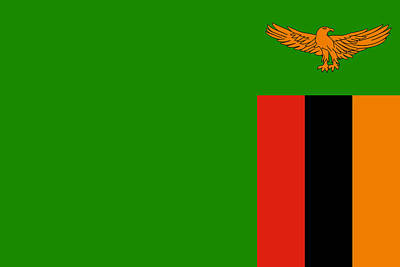 Royalty-Free and Rights-Managed Images - Zambia by Flags