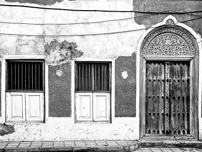 Photograph - Zanzibar Doorway by Dominic Piperata