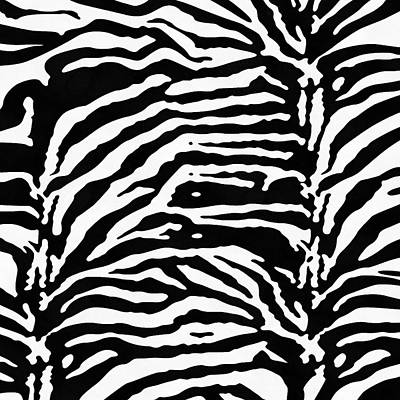 Painting - Zebra Skin Camouflage Pattern by Taiche Acrylic Art