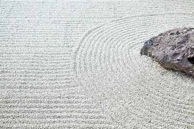 Photograph - Zen Garden by Ultra.f