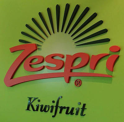 Mixed Media - Zespri Kiwifruit by Clive Littin