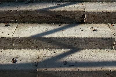 Photograph - Zigzag by Attila Meszlenyi