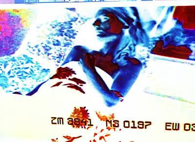 Digital Art - Zm 3841 by Mykul Anjelo