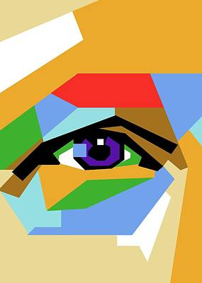 Royalty-Free and Rights-Managed Images - 001eye by Ahmad Nusyirwan
