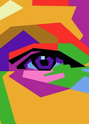 Royalty-Free and Rights-Managed Images - 002eye by Ahmad Nusyirwan