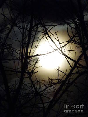 Anchor Down Royalty Free Images - 01 Holy Moon THORNS 040720 Royalty-Free Image by GJ Glorijean