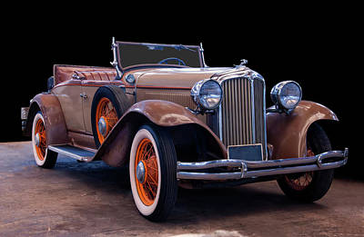 Wild Weather - 1931 Chrysler CM6 Roadster by Chris Flees