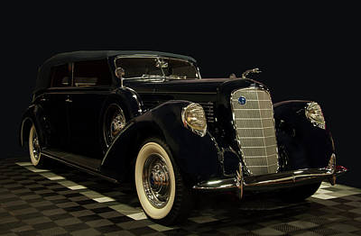 Lucille Ball Royalty Free Images - 1938 Lincoln Model K LeBaron Royalty-Free Image by Chris Flees