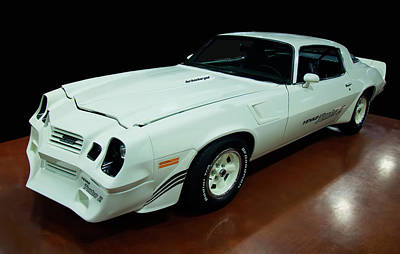 Frank Sinatra Rights Managed Images - 1981 Chevy Yenko Camaro Turbo Z Royalty-Free Image by Chris Flees
