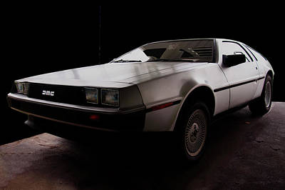 Grace Kelly - 1981 DeLorean DMC 12 by Chris Flees
