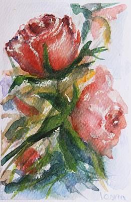 Rose - 2 Rose by Vesna Martinjak