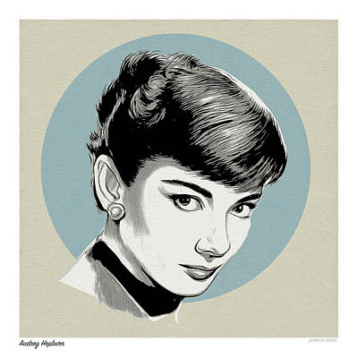Royalty-Free and Rights-Managed Images - Audrey by Greg Joens