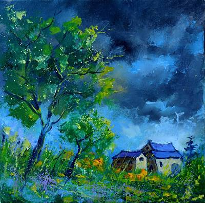 Mellow Yellow - Before the storm by Pol Ledent