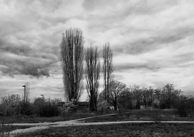 Photograph - Berlin Landscape by Sean Patrick Durham