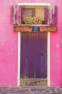 Royalty-Free and Rights-Managed Images - Burano Entrance by Andrew Soundarajan