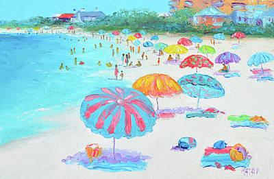 Unicorn Dust - Clearwater Beach Florida by Jan Matson