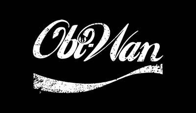 Moody Trees - Cola Obi Wan by Alexi Pratamaa