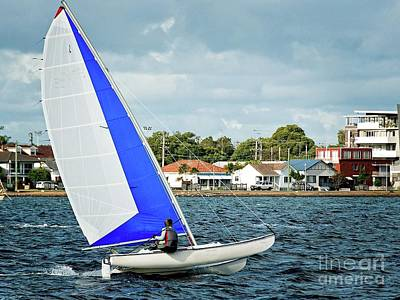 Travel - Combined High School Sailing Championships  by Geoff Childs