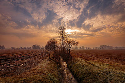 Photograph - Countryside  by Isabella Biava