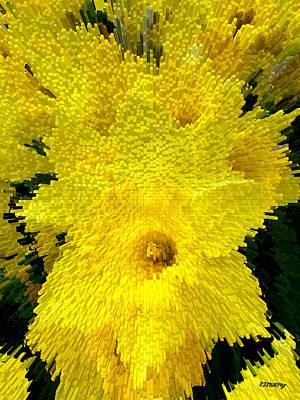 Olympic Sports - Daffodils by Patrick J Murphy