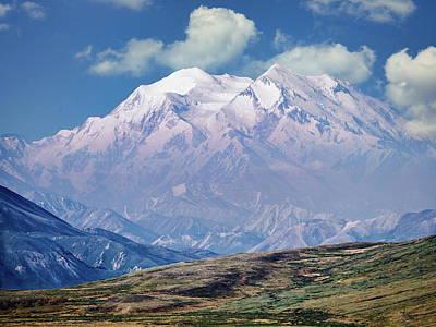 Thomas Kinkade - Denali National Park and Preserve by Anthony Dezenzio