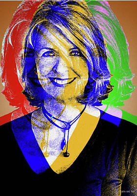 Royalty-Free and Rights-Managed Images - Diane Keaton by Stars on Art