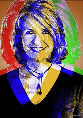 Digital Art - Diane Keaton by Stars on Art