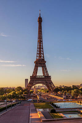 Royalty-Free and Rights-Managed Images - Eiffel Tower Paris by Andrew Soundarajan
