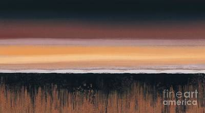Digital Art - Evening Light by Lidija Ivanek - SiLa