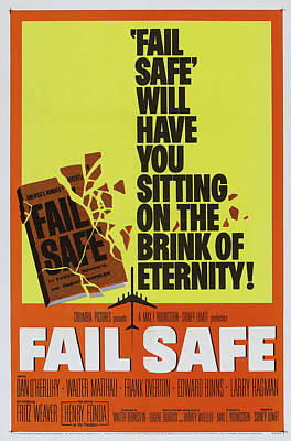 Royalty-Free and Rights-Managed Images - Fail Safe, with Henry Fonda, 1964 by Stars on Art