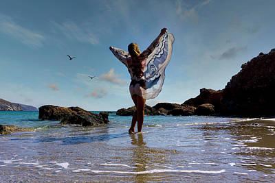 Photograph - Freedom by Manolis Tsantakis
