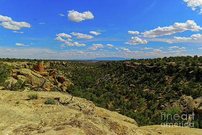 Fantasy Royalty-Free and Rights-Managed Images - Hovenweep by Jeff Swan