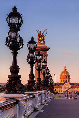 Royalty-Free and Rights-Managed Images - Invalides Paris by Andrew Soundarajan