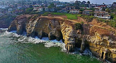 Have A Cupcake - La Jolla Coast Walk by Russ Harris