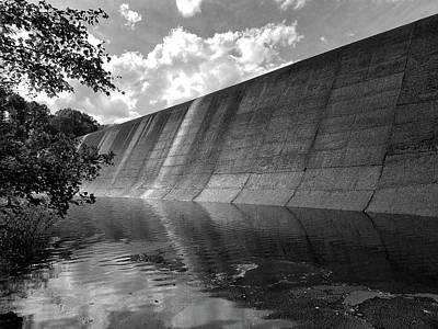 Classic Golf - Lake Bowen Dam near Spartanburg South Carolina by Heather Kitchen