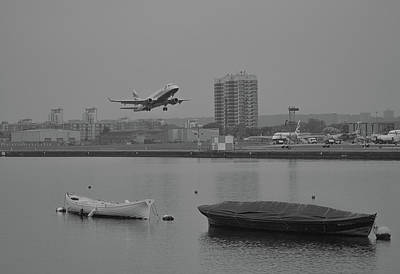 Whats Your Sign - London City Airport by Martin Newman