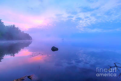 Royalty-Free and Rights-Managed Images - Misty morning by Veikko Suikkanen