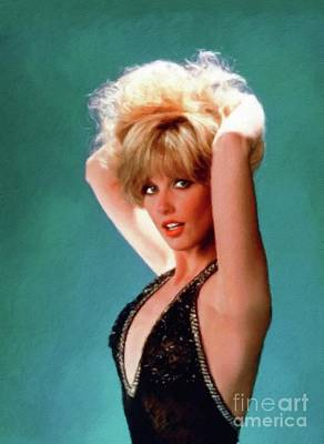 Royalty-Free and Rights-Managed Images - Morgan Fairchild, Actress by Esoterica Art Agency