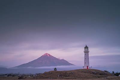 Giuseppe Cristiano - Mt. Taranaki  by Deon Hamilton