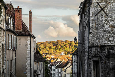 Firefighter Patents Royalty Free Images - Panorama of Provins Royalty-Free Image by Fabiano Di Paolo