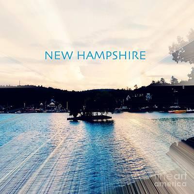 Impressionist Landscapes - Radiant New Hampshire by Karen Francis