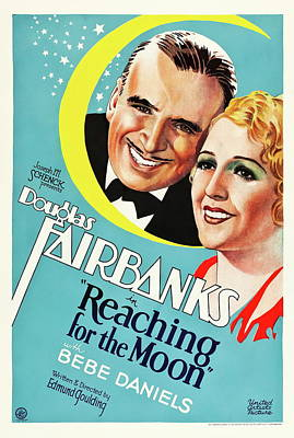 Royalty-Free and Rights-Managed Images - Reaching for the Moon, 1930 by Stars on Art