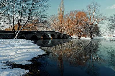 Photograph - Roman bridge by Bez Dan