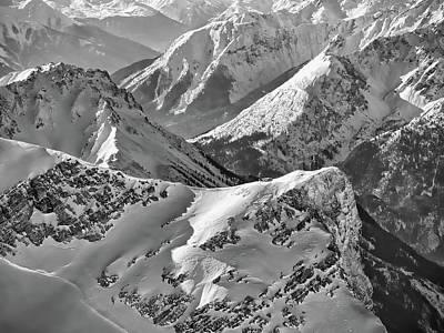 Antlers - Schneeernerkopf Peak by Anthony Dezenzio