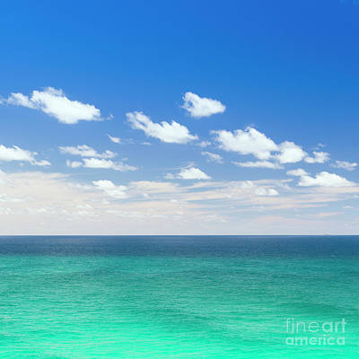 Royalty-Free and Rights-Managed Images - Sea And Sky by THP Creative