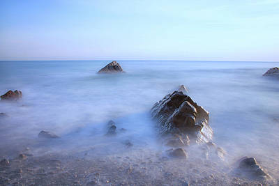 Royalty-Free and Rights-Managed Images - Sea Mist by Martin Newman
