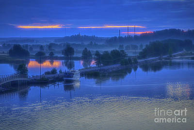Royalty-Free and Rights-Managed Images - September morning by Veikko Suikkanen